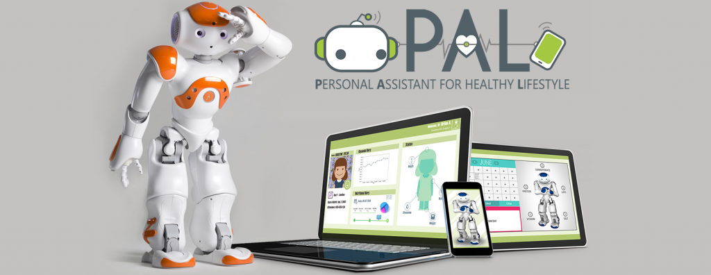 Personal Assistant for a Healthy Lifestyle